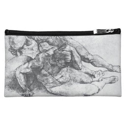 Michelangelo Renaissance Art Makeup Bag
