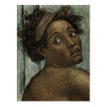 Michelangelo Renaissance Art Post Cards