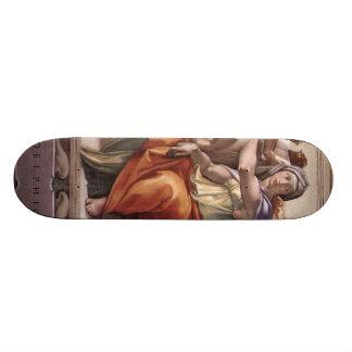 Michelangelo Renaissance Art Skateboard Deck