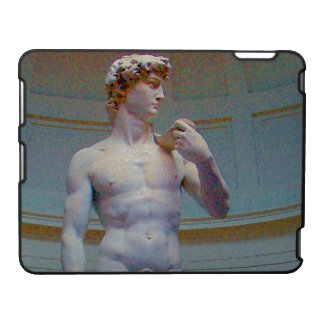 Michelangelo s David Front View Case For The iPad