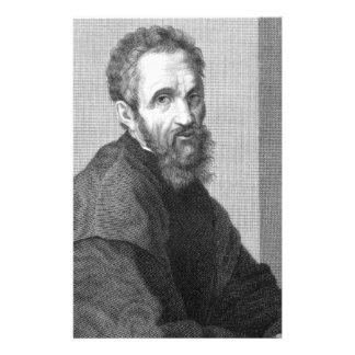 Michelangelo Stationery