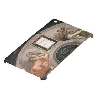 Michelangelo:The Ancestors of Christ: Achim, Eliud Cover For The iPad Mini