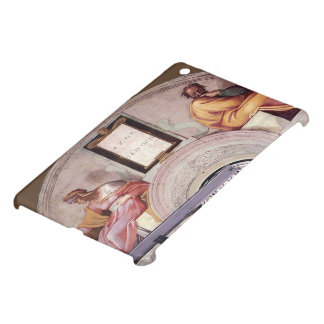 Michelangelo:The Ancestors of Christ: Azor, Sadoch Cover For The iPad Mini