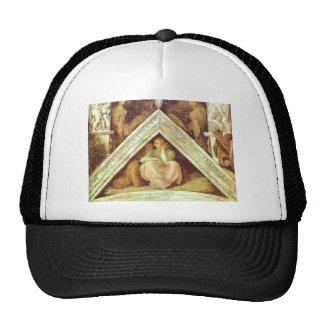 Michelangelo: The Ancestors of Christ: Jesse Trucker Hat