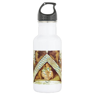 Michelangelo: The Ancestors of Christ: Jesse 18oz Water Bottle