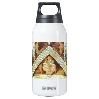 Michelangelo: The Ancestors of Christ: Jesse 10 Oz Insulated SIGG Thermos Water Bottle