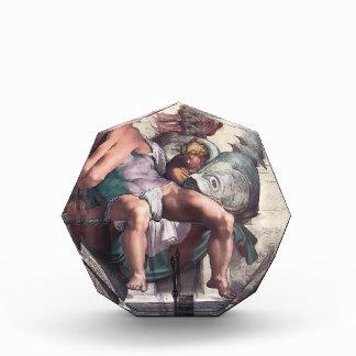 Michelangelo: The Prophet Jonah Award