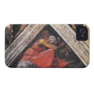 Michelangelo Unterberger - The ancestors of Christ Case-Mate iPhone 4 Cases