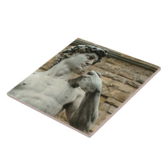 Michelangelo's David 1 Tile