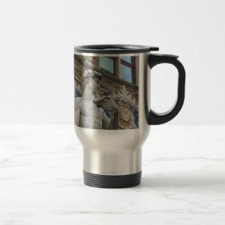 Michelangelo's David  Florence, Italy Travel Mug