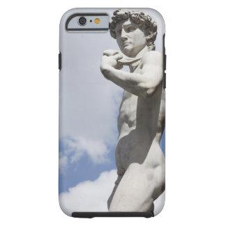 Michelangelo's David in the Piazza della 3 Tough iPhone 6 Case