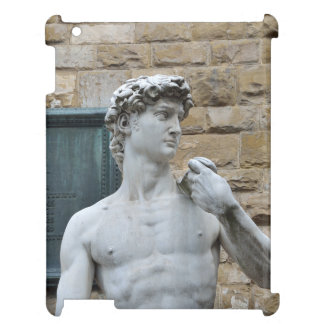 Michelangelo's David iPad Case