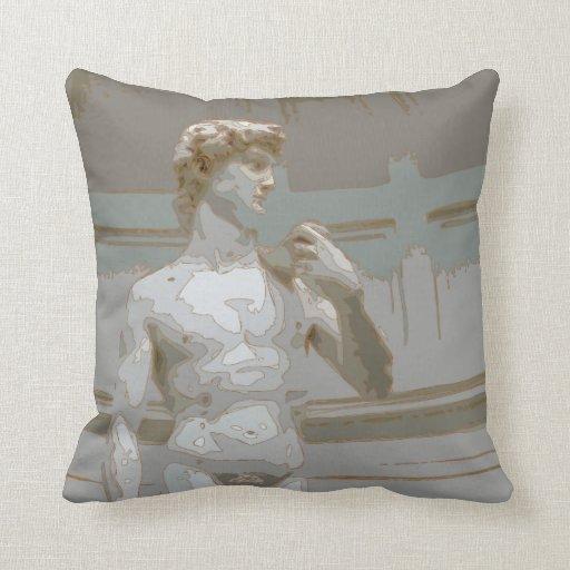 Michelangelo's David Pillow