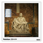 Michelangelo's Pieta in St. Peter's Basilica Wall Sticker