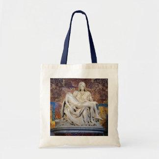 Michelangelo's Pieta Tote Bag