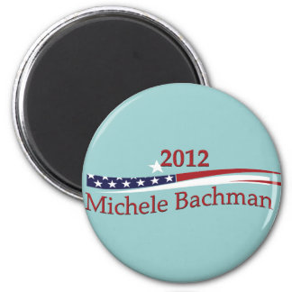 Michele Bachman 2 Inch Round Magnet