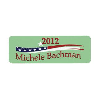 Michele Bachman Labels