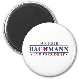 Michele Bachmann 2012 2 Inch Round Magnet
