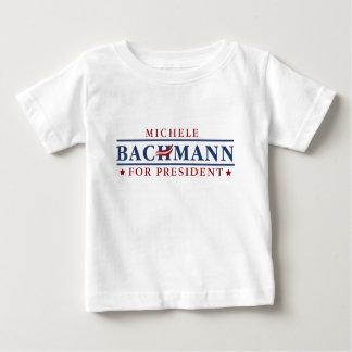 Michele Bachmann 2012 Baby T-Shirt
