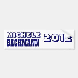 Michele Bachmann 2012 Bumper Stickers