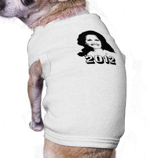 Michele Bachmann 2012 Dog T Shirt