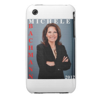 Michele Bachmann 2012 iPhone 3G/3GS Case Case-Mate iPhone 3 Cases