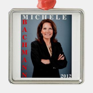 Michele Bachmann 2012 Ornament
