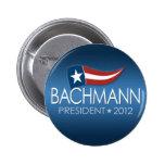 Michele Bachmann 2012 Pinback Buttons