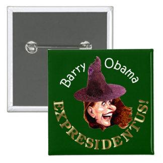 Michele Bachmann anti-Obama Pinback Button