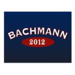 Michele Bachmann Arc 2012 Postcard