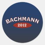 Michele Bachmann Arc 2012 Round Stickers