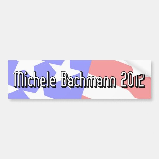 Michele Bachmann Bumper Stickers