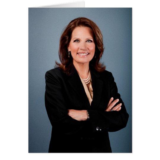 Michele Bachmann Card