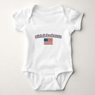 Michele Bachmann for America Baby Bodysuit