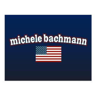 Michele Bachmann for America Postcard