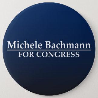 Michele Bachmann for Congress Button