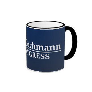 Michele Bachmann for Congress Coffee Mug