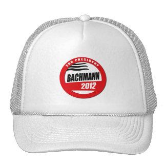 MICHELE BACHMANN FOR PRESID TRUCKER HAT