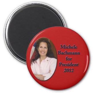 Michele Bachmann for President 2012 Fridge Magnet
