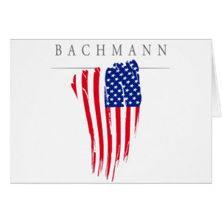 Michele Bachmann for President 2012 Greeting Card