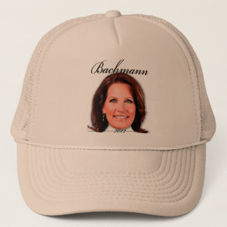 Michele Bachmann for President. 2012. Hat