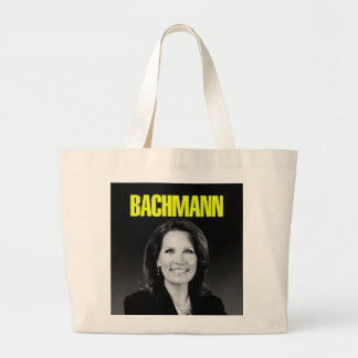 Michele Bachmann for President 2012 Jumbo Tote Bag