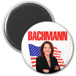 Michele Bachmann for President 2012 2 Inch Round Magnet