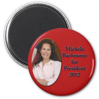 Michele Bachmann for President 2012 Refrigerator Magnet