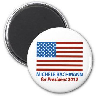 Michele Bachmann for President 2012 Magnet