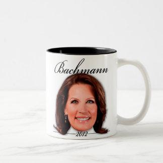 Michele Bachmann for President. 2012. Mug