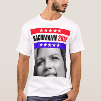 Michele Bachmann for President 2012 T-Shirt