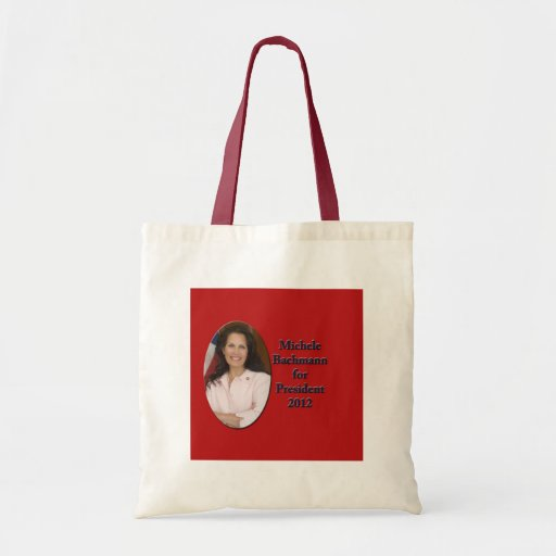 Michele Bachmann for President 2012 Tote Bags