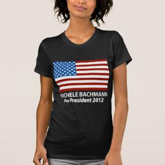 Michele Bachmann for President 2012 Shirts