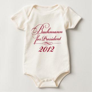 Michele Bachmann for President Baby Bodysuit